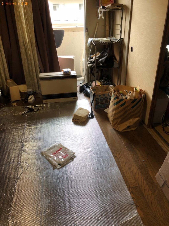 【春日市】本棚、メタルラック、一般ごみ等の回収・処分ご依頼