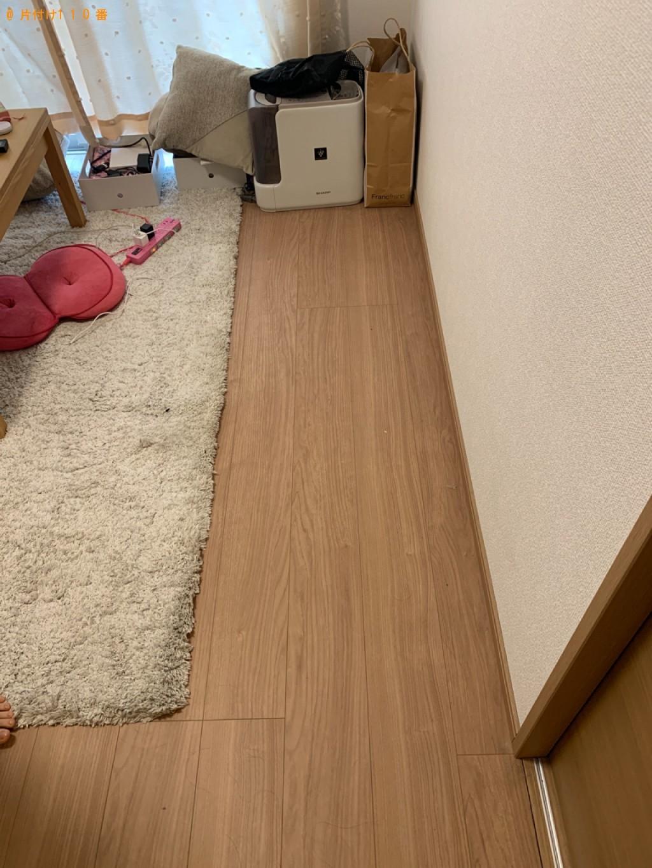 【福岡市博多区】ソファーの回収・処分ご依頼 お客様の声