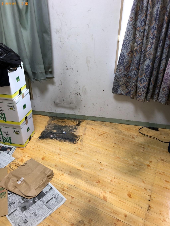 【福岡市】冷蔵庫、電子レンジ、収納ケース等の回収・処分ご依頼