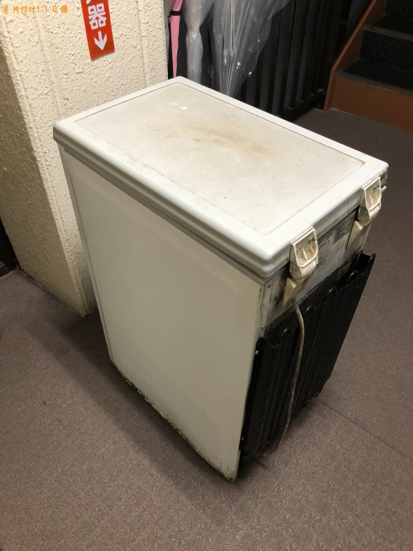 【福岡市中央区】業務用冷凍庫の回収・処分ご依頼 お客様の声