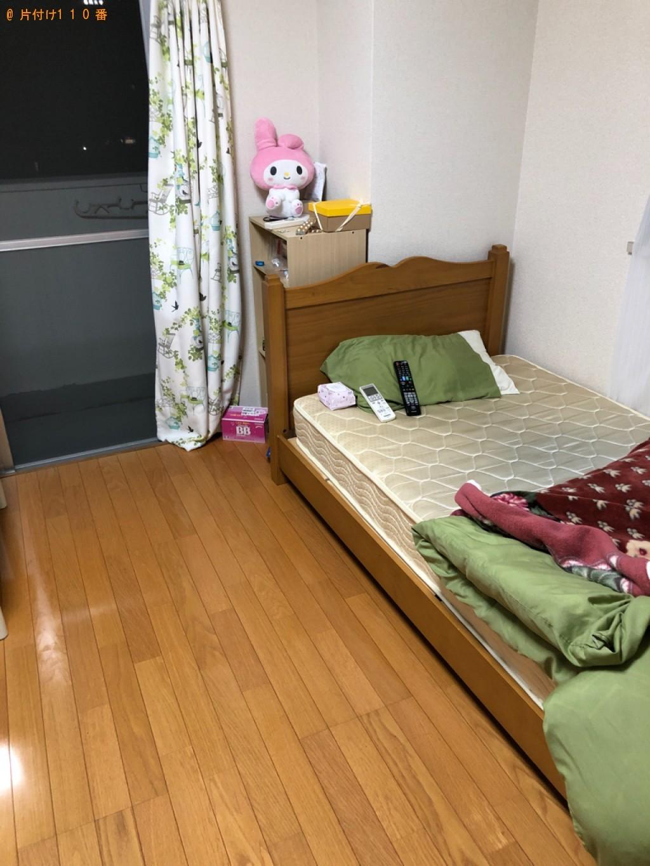 【福岡市城南区】部屋の片付けと一般ごみの回収・処分ご依頼