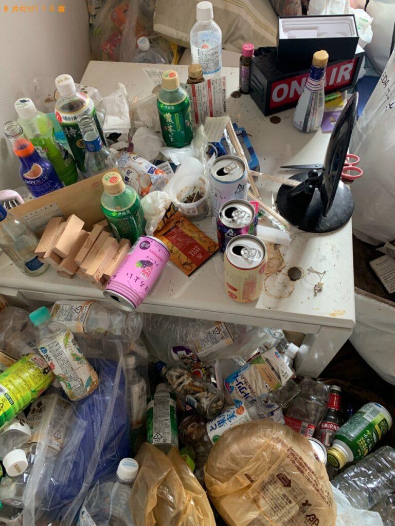 【大田区】ソファー、ローテーブルの回収・処分ご依頼