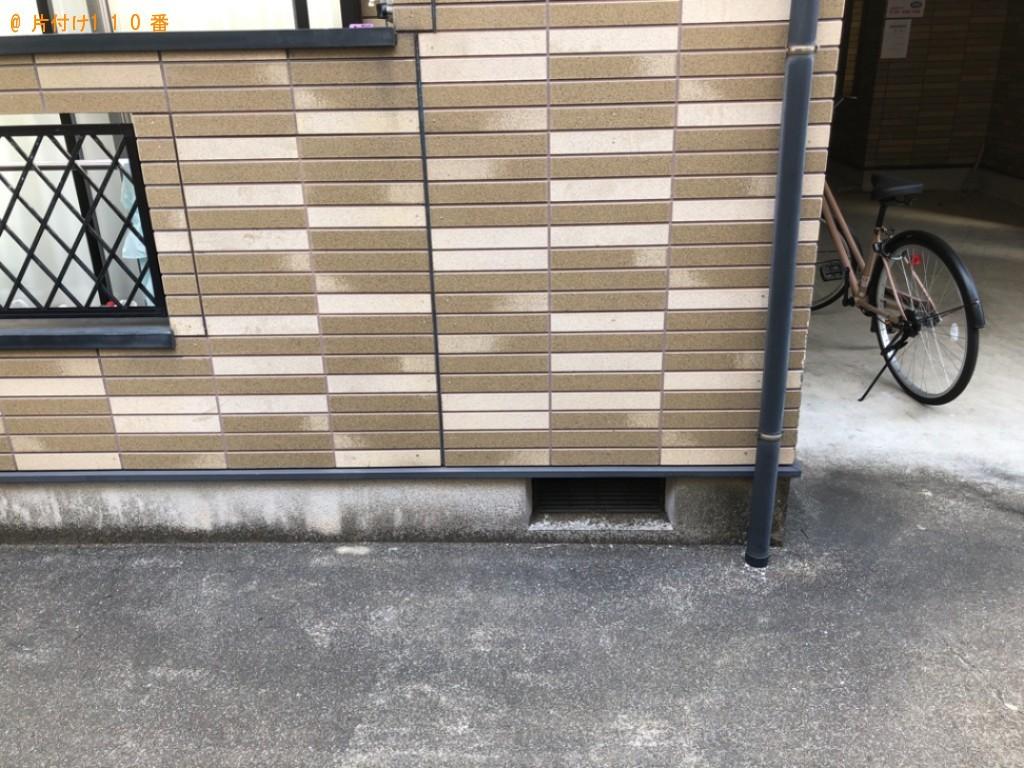 【福岡市中央区】セミダブルマットレスの回収・処分ご依頼