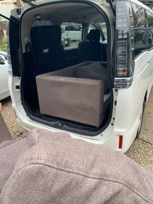 【福岡市】二段ベッド、二人掛けソファー、一般ごみの回収・処分