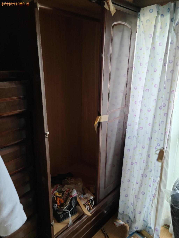 【遠賀郡水巻町】タンス、学習机、椅子、一般ごみ等の回収・処分