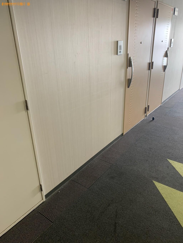 【福岡市東区】セミダブルマットレスの回収・処分ご依頼 お客様の声