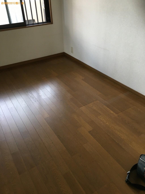 【福岡市博多区】タンス、食器棚、カラーボックス、レンジ台等の回収