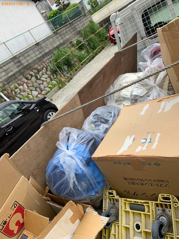 【福岡市】一般ごみの回収・処分ご依頼 お客様の声