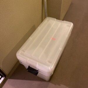 【福岡市博多区】衣装ケースの回収・処分ご依頼 お客様の声