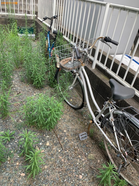 【糟屋郡須惠町】自転車の回収・処分ご依頼 お客様の声