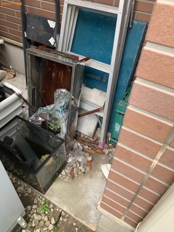 【福岡市東区】マッサージチェア、エアコンの回収・処分ご依頼